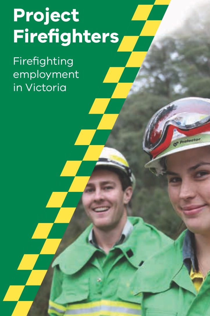 DEWLP Firefighters: Courtesy of the State of Victoria